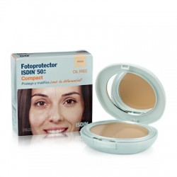 ISDIN FOTOPROTECTOR COMPACT ARENA SPF50+ 10 G