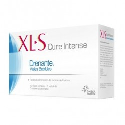 XLS CURE INTENSE DRENANTE 10 SHOTS