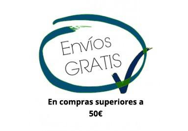 Envío GRATIS para compras superiores a 50€