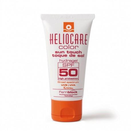 HELIOCARE COLOR SUN TOUCH TOQUE DE SOL SPF50+ 50 ML