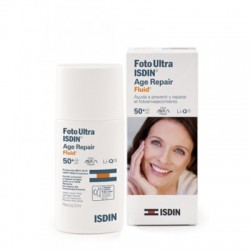 ISDIN FOTO ULTRA AGE REPAIR FUSION FLUID SPF50+ 50 ML