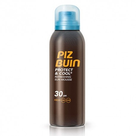 PIZ BUIN PROTECT&COOL MOUSSE SOLAR REFRESCANTE SPF30 150ML