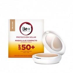 BE+ MAQUILLAJE COMPACTO SPF50+ PIEL CLARA 10 G