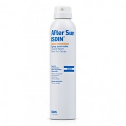 ISDIN AFTER SUN SPRAY POST-SOLAR EFECTO INMEDIATO 200 ML