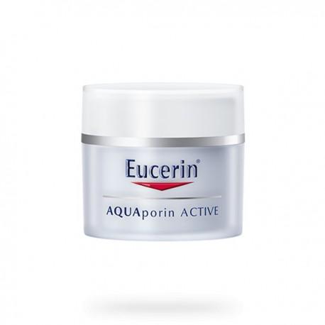 EUCERIN AQUAPORIN ACTIVE CREMA HIDRATANTE PIEL SECA 50 ML