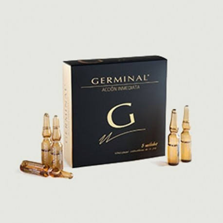 GERMINAL ACCION INMEDIATA 5 AMPOLLAS 1,5 ML