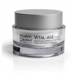 MARTIDERM VITAL-AGE CREMA PIEL NORMAL Y MIXTA 50 ML