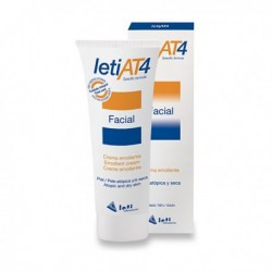 LETI AT-4 FACIAL ATOPICA CREMA 100 ML