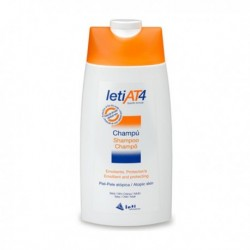 LETI AT-4 CHAMPU P. SECA ATOPICA 250 ML