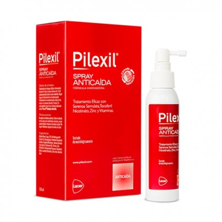 PILEXIL ANTICAIDA SPRAY 120 ML