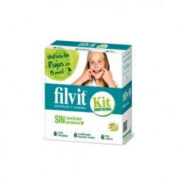 FILVIT DIMETICONA ANTIPIOJOS 125 ML