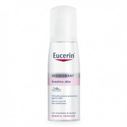 EUCERIN PIEL SENSIBLE DESODORANTE 75 ML BALSAMO SPRAY