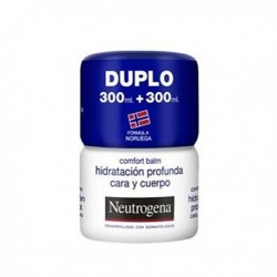 NEUTROGENA LOCION CONFORT BALSAMO HIDRAT 300 ML DUPLO PACK