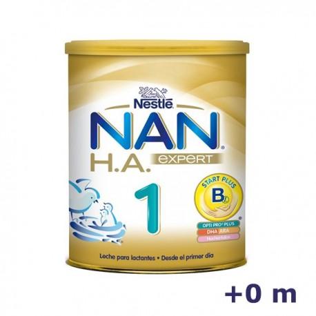 +0m NAN LECHE EXPERT H.A.1 800 G