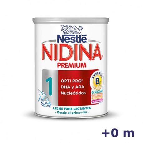 +0m NIDINA LECHE PREMIUM 1 800 G