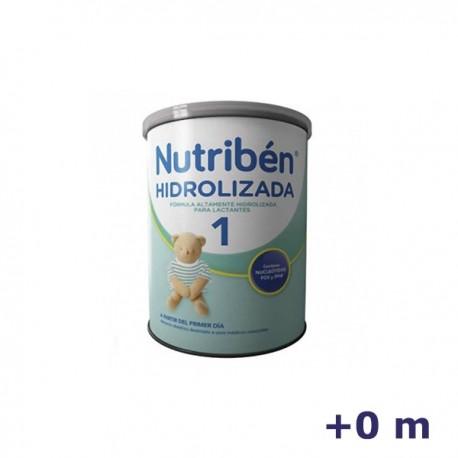 +0m NUTRIBEN LECHE HIDROLIZADA 1 400 G