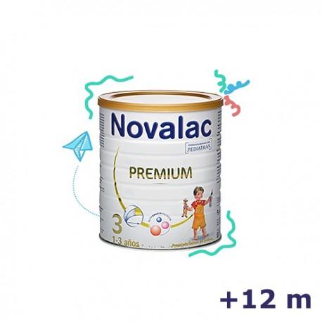 +12m NOVALAC LECHE PREMIUM 3 800 G