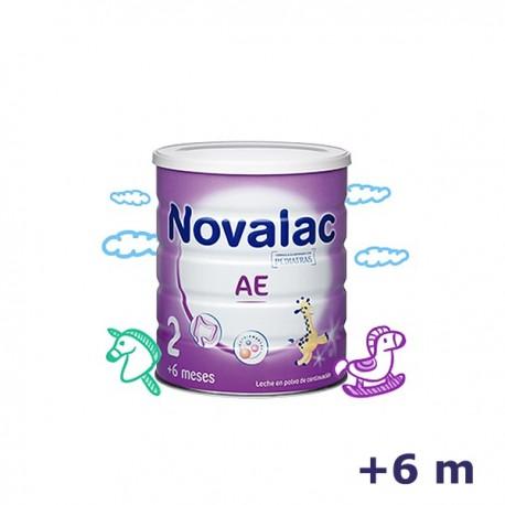 +6m NOVALAC LECHE AE 2 800 G