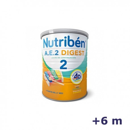 +6m NUTRIBEN LECHE AE 2 DIGEST 800 G
