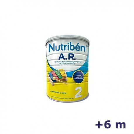 +6m NUTRIBEN LECHE AR 2 800 G