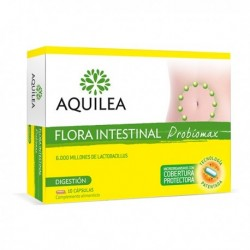 AQUILEA PROBIOMAX FLORA INTESTINAL ADULTOS 10 CAPSULAS