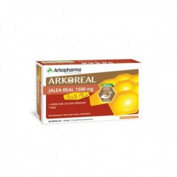 ARKOREAL JALEA REAL FORTE PLUS 1500 MG 20 AMPOLLAS BEBIBLES
