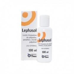 LEPHASOL LIMPIEZA PARPADOS LOCION 100 ML