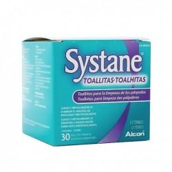 SYSTANE TOALLITAS 30 UNI