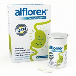 ALFLOREX 30 CÁPSULAS