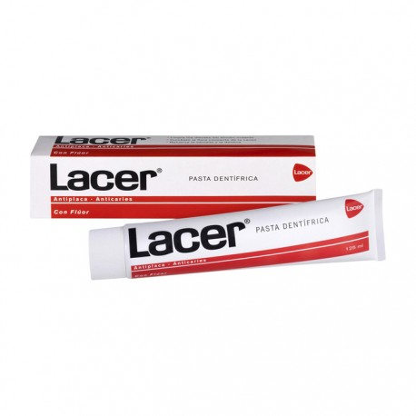 LACER PASTA DENTÍFRICA 125ML