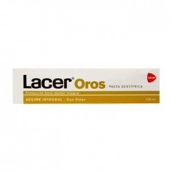LACER OROS PASTA DENTÍFRICA 125ML