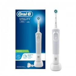 Oral B cepillo Recargable Vitality Cross Action Blanco