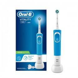 Oral B cepillo Recargable Vitality Cross Action Azul