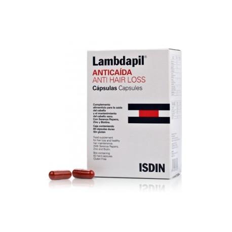 ISDIN Lambdapil Anticaida 60 cápsulas
