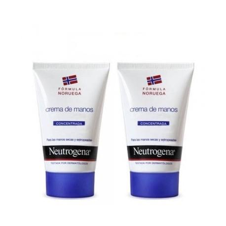 Neutrogena Crema de Manos DUPLO