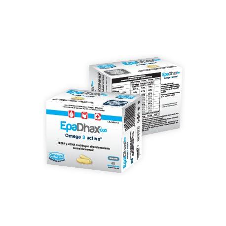 EpaDhax 1000 40 capsulas