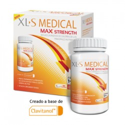 XLS MAX STRENGTH 120 COMPRIMIDOS