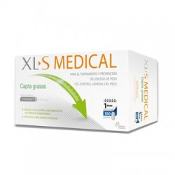 XLS MEDICAL PACK CAPTAGRASAS 60 COMPRIMIDOS TRIPLO