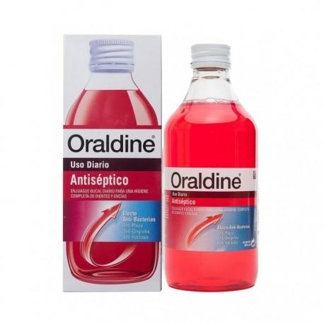ORALDINE ANTISEPTICO 0.1% COLUTORIO 400 ML