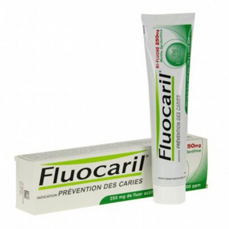 FLUOCARIL PASTA 250 MENTA 125 ML
