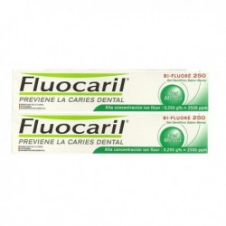 FLUOCARIL PASTA 250 MENTA 125 ML DUPLO