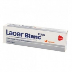 LACERBLANC PLUS PASTA CITRUS 125 ML
