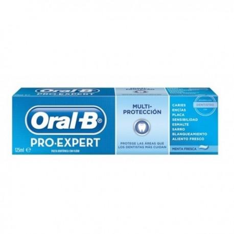 ORAL B PASTA PRO EXPERT MULTIPROTECCION 125 ML