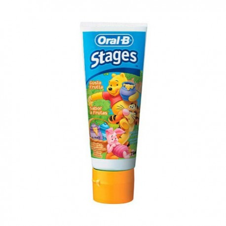 ORAL B PASTA STAGES2 75 ML.