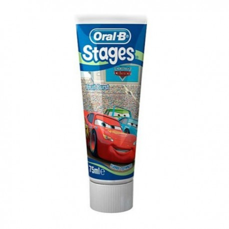 ORAL B PASTA STAGES375 ML.