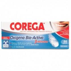 COREGA OXIGENO BIO ACTIV3 66TA