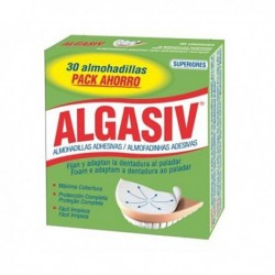 ALGASIV ALMOH ADHES DENTADURA SUPERIOR 30 UNI