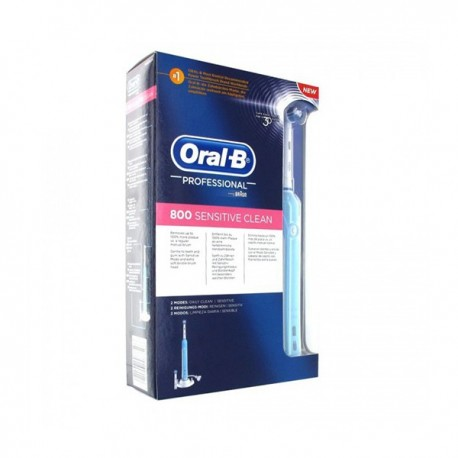 ORAL B CEPILLO ELECTRICO PC800 SENSITIVE RECARGABLE