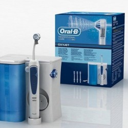 ORAL B IRRIGADOR DENTAL PC OXYJET MD19/MD20