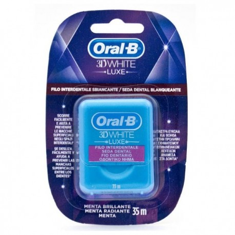 ORAL B SEDA DENTAL 3D WHITE 35 M